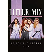 Little Mix Official 2019 Calendar - A3 Wall Calendar Format