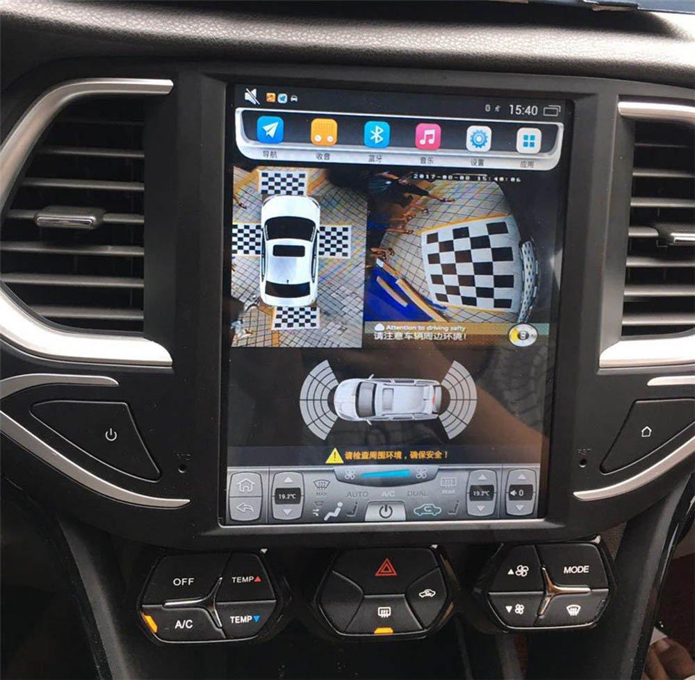 ... Atrás Cámara Frontal HD einpar King para Volkswagen Touareg/TIGUAN Santana/Jetta/Polo/Skoda/Scirocco Fabia/Porsche Cayenne: Amazon.es: Electrónica