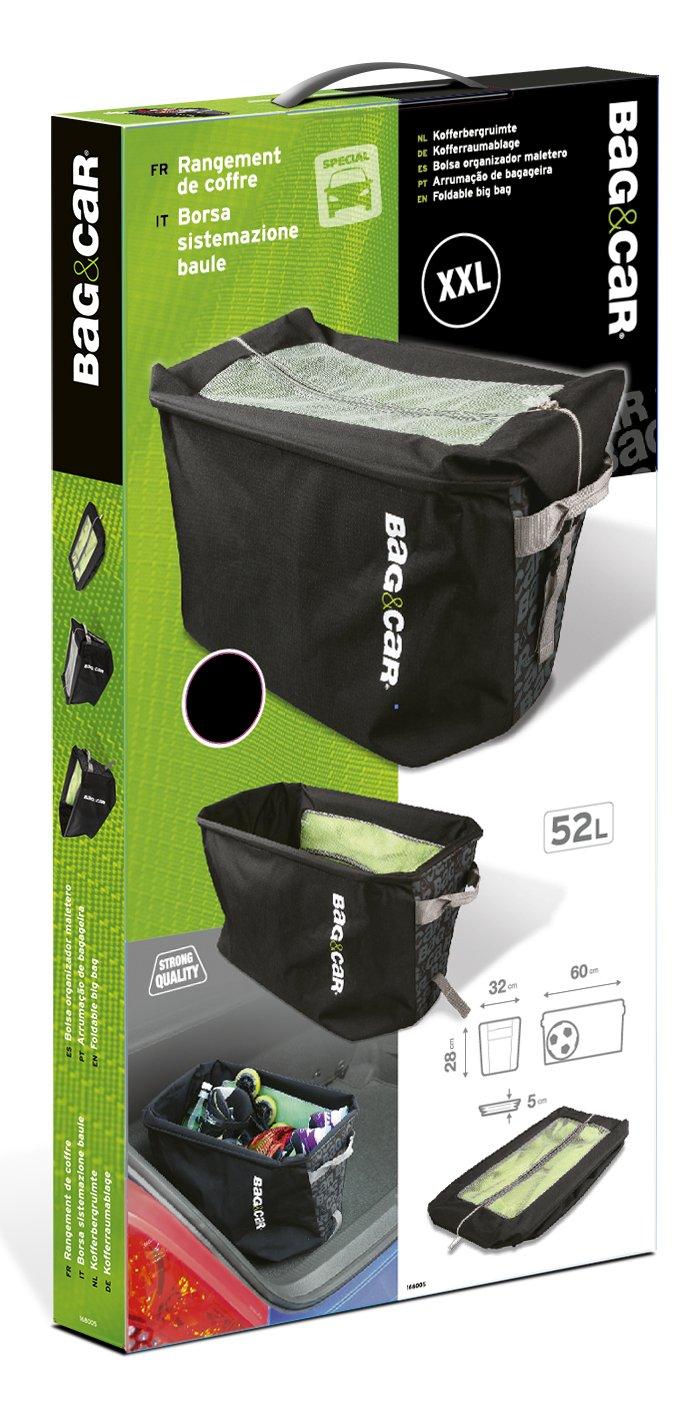 52/L BAG/&CAR 168005/Organizador de Maletero XXL