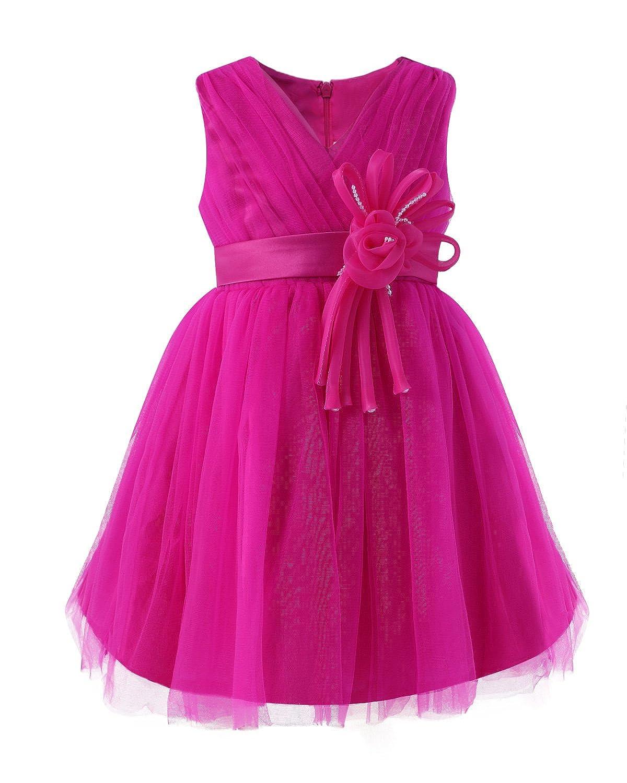 Barato Kidsform Vestido de Princesa para Niña Traje de Vestido ...