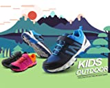 Jabasic Kids Hiking Shoes Outdoor Adventure