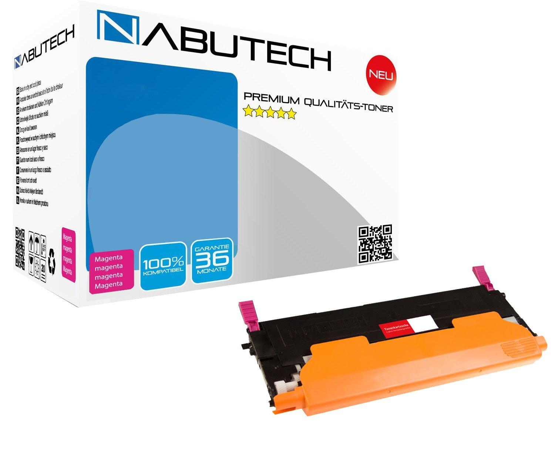nabutech tóner para Samsung CLP-310 CLP-315 CLX-3170FN CLX-3175 ...