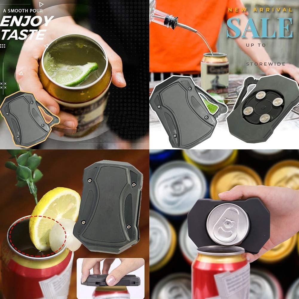 CawBing Go Swing 2020 Nouvel Outil dOuvre-bo/îte Nue Ouvre-bo/îte manuel l/éger S/ûr et sans effort,Cuisine /à domicile sans ar/êtes vives Ouvre-bo/îte Portable S/ûr et facile /à utiliser,