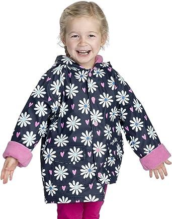 Hatley Microfiber Rain Jackets Raincoat Veste imperm/éable Fille