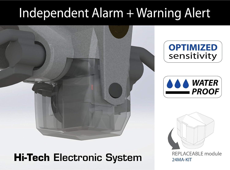 Artago 870/Anti-Theft Car Steering Wheel Dashboard with Alarm
