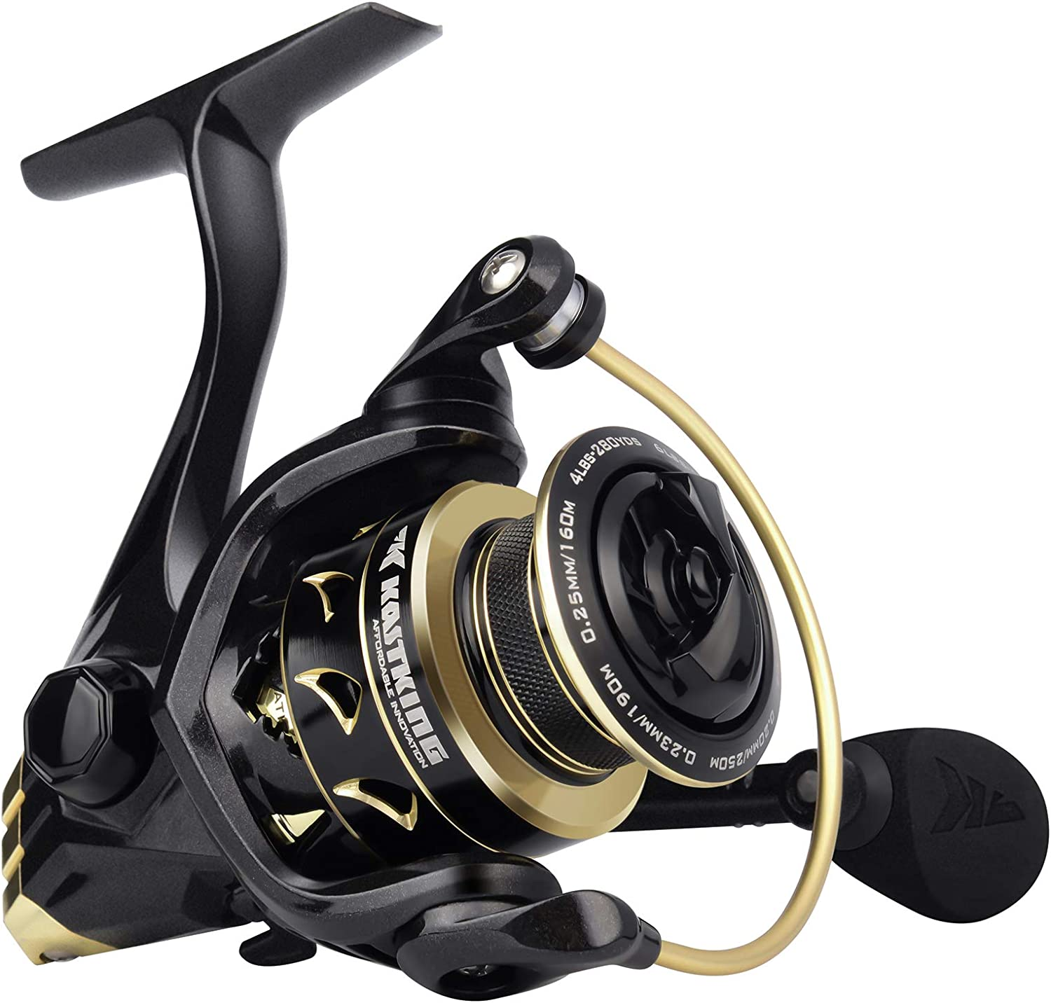 Best Spinning Reel: KastKing Valiant Eagle Spinning Reel