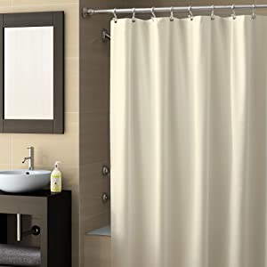 Ex-Cell Home Fashions #1ME040O0-0920-283 70x71VanillaFab Curtain