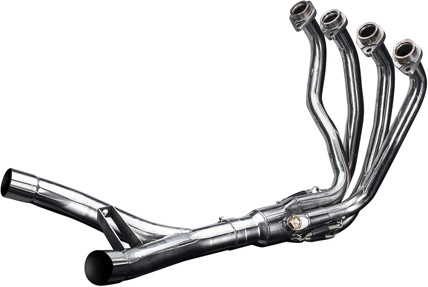 M4 Performance Exhaust dual GP Slip-Ons compatible with 2010-2019 Kawasaki Z1000 Ninja 1000 KA9022-GP