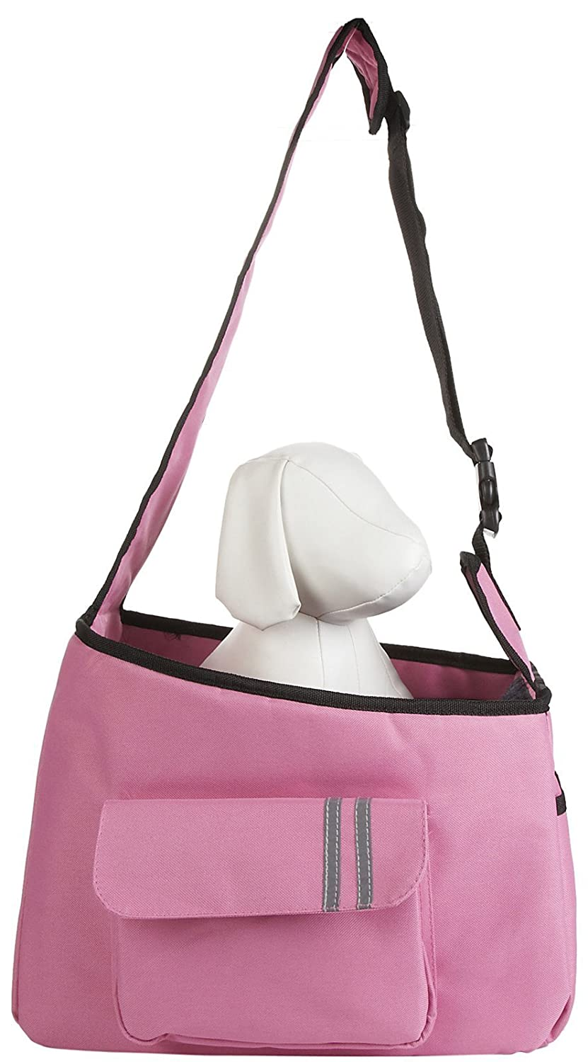 PetLife Summit Shoulder Pet Carrier Pink