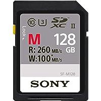 Sony 索尼 闪存卡 UHS-II SD, CL10, U3, Max R260MB/秒, W100MB/秒 128GB
