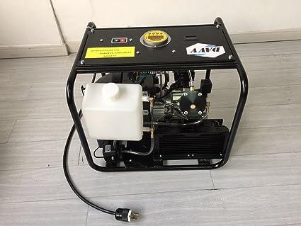 Amazon com: D Machinery 110V 60Hz Electric Air Compressor