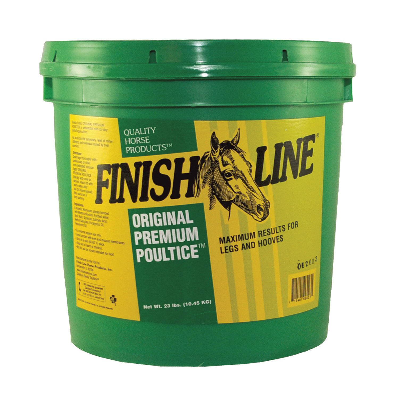 Finish Line Horse Products Original Premium Clay (23-Pounds) by Finish Line Horse Products