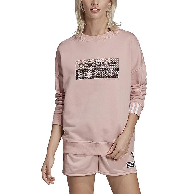 Amazon.it: felpa adidas donna Rosa