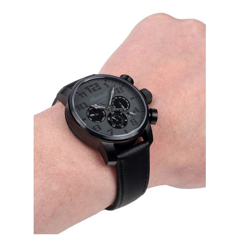 Reloj De Pulsera Hombre Ingersoll - Colby de IN122 4bkgy: Amazon.es: Relojes