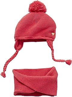 VERTBAUDET Ensemble bonnet + moufles + tour de cou chouette bébé ... bd7a965a7af