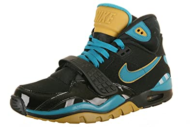 8b01f22deec5 NIKE Air Trainer SC II QS (NFL) Jacksonville Jaguars Mens Cross Training  Shoes 614640