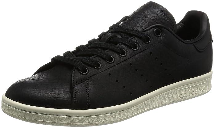 adidas STAN SMITH Herren Sneaker BB0037 Leder schwarz