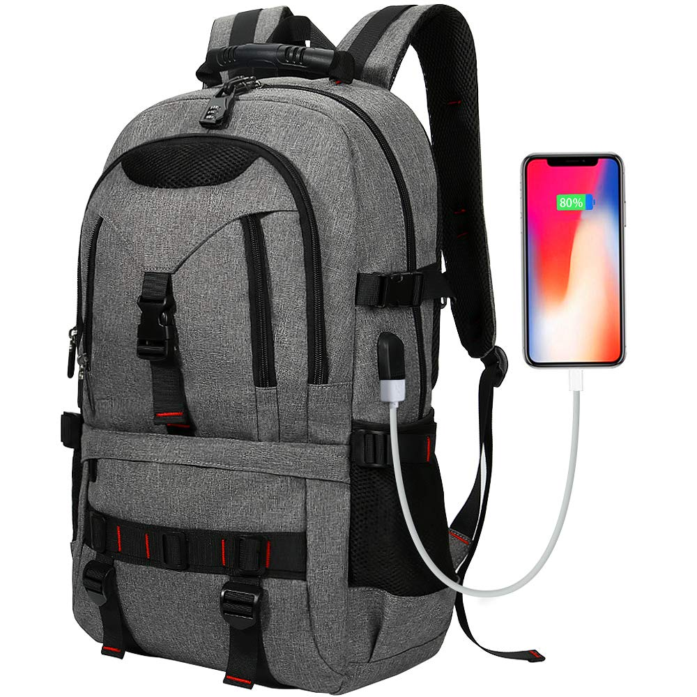 Tocode Fashion 17 Inch Laptop Backpack