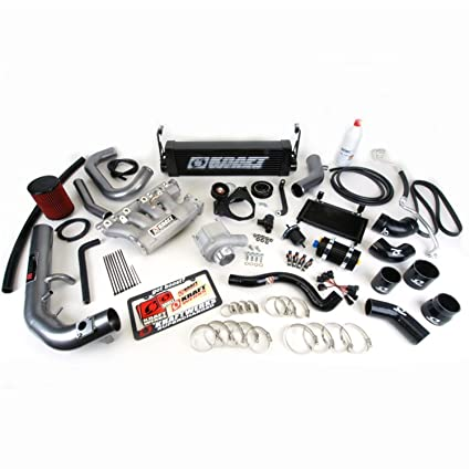KraftWerks 150-05-1330 Supercharger Kit for Honda Civic Si