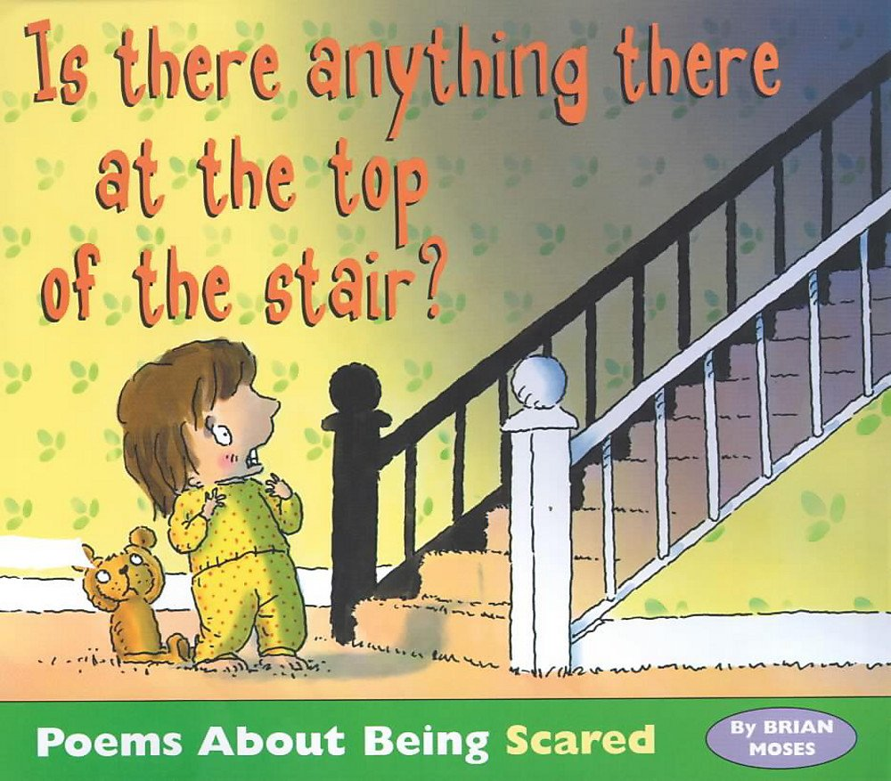 Is There Anything at the Top of the Stairs? (Poemotions) ePub fb2 ebook