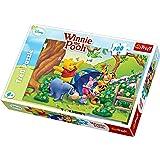Trefl TR16093 Puzzle Spring Walk Disney Winnie The Pooh (100 Pieces)