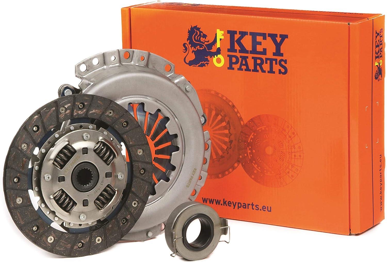 Key Parts KC7791 Clutch Kit 3-in-1