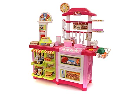 Buy Toyshine Big Size Kitchen Set Toy With Music And Lights 59