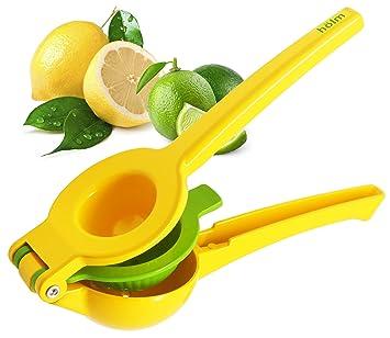 HLM limas y limones – Manual mano naranja verde lima y limones exprimidor – Lemon agua