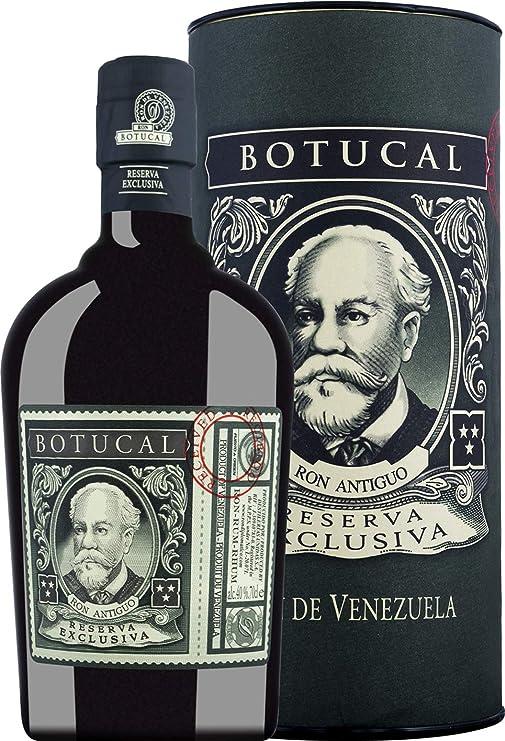 botucal botucal, Rum Reserva exclusiva en paquete de regalo, Venezuela 0,7 l