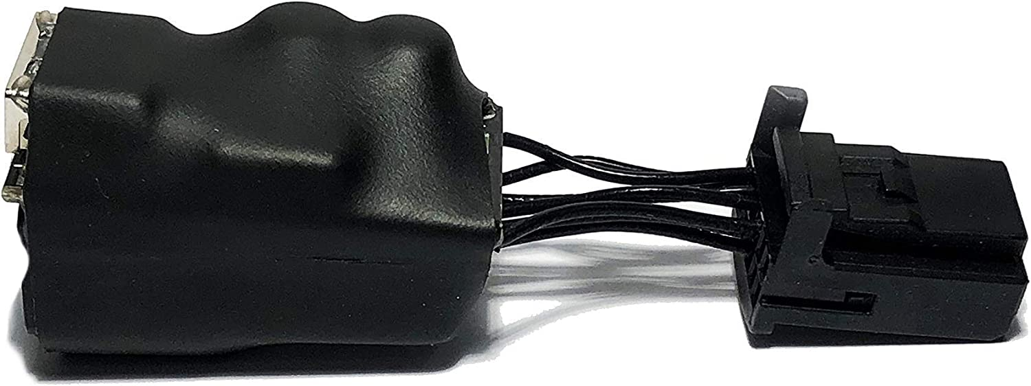 SimpleUSB Mirror to Dashcam Power Adapter (12-pin for '16+ Toyota Tacoma)