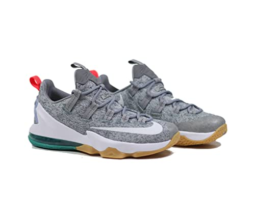 big sale 4a254 f48a1 ... coupon code nike mens lebron xiii low white brightcrimson 831925 016  size 8.5 116e2 db92a