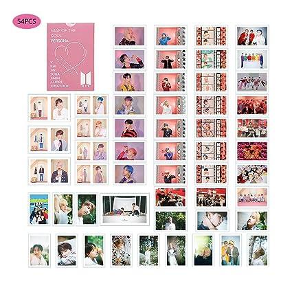 Álbum de cartas BTS MAP OF THE SOUL Pesona New BTS LOMO y ...