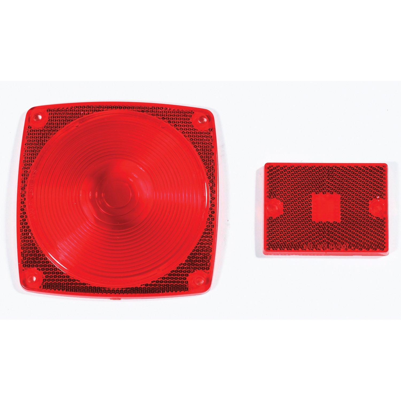 Pilot Automotive NV-5023 Replacement Lens for Trailer Light Kit