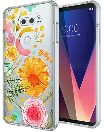 Amazon.com: Funda para LG V30/LG V30 Plus/LG V30S ThinQ/LG ...