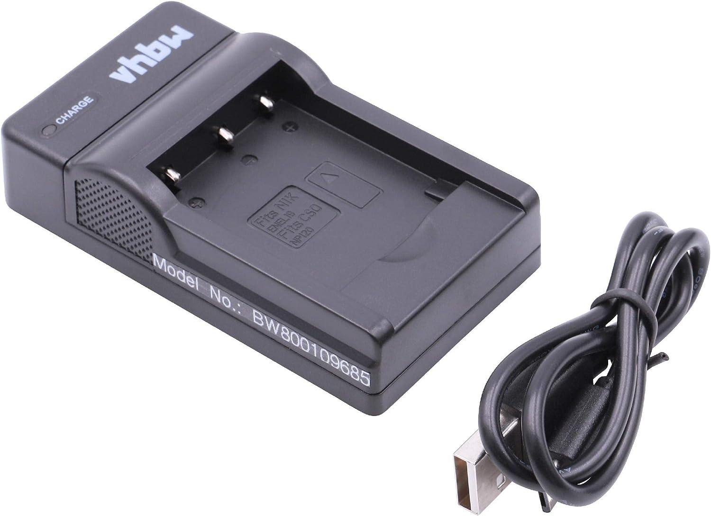 Original VHBW ® batería cargador Charger para Nikon Coolpix aw130