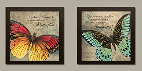 if i would be a butterfly