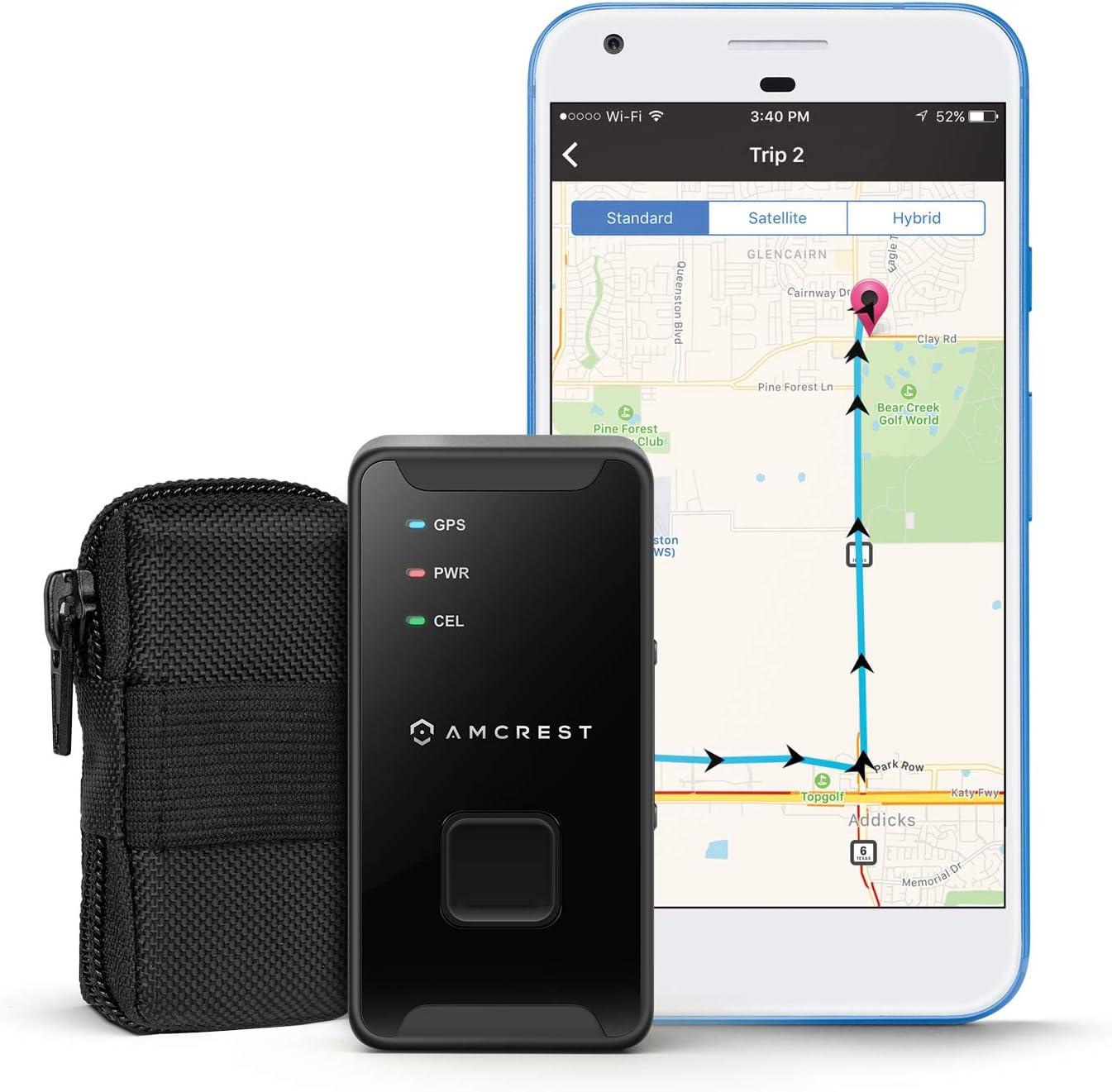 Amcrest GPS Tracker for Vehicles