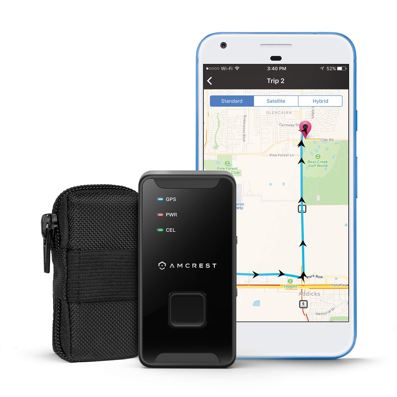 Amcrest 4G LTE GPS Tracker - Portable Mini Hidden: Amazon.in: Electronics