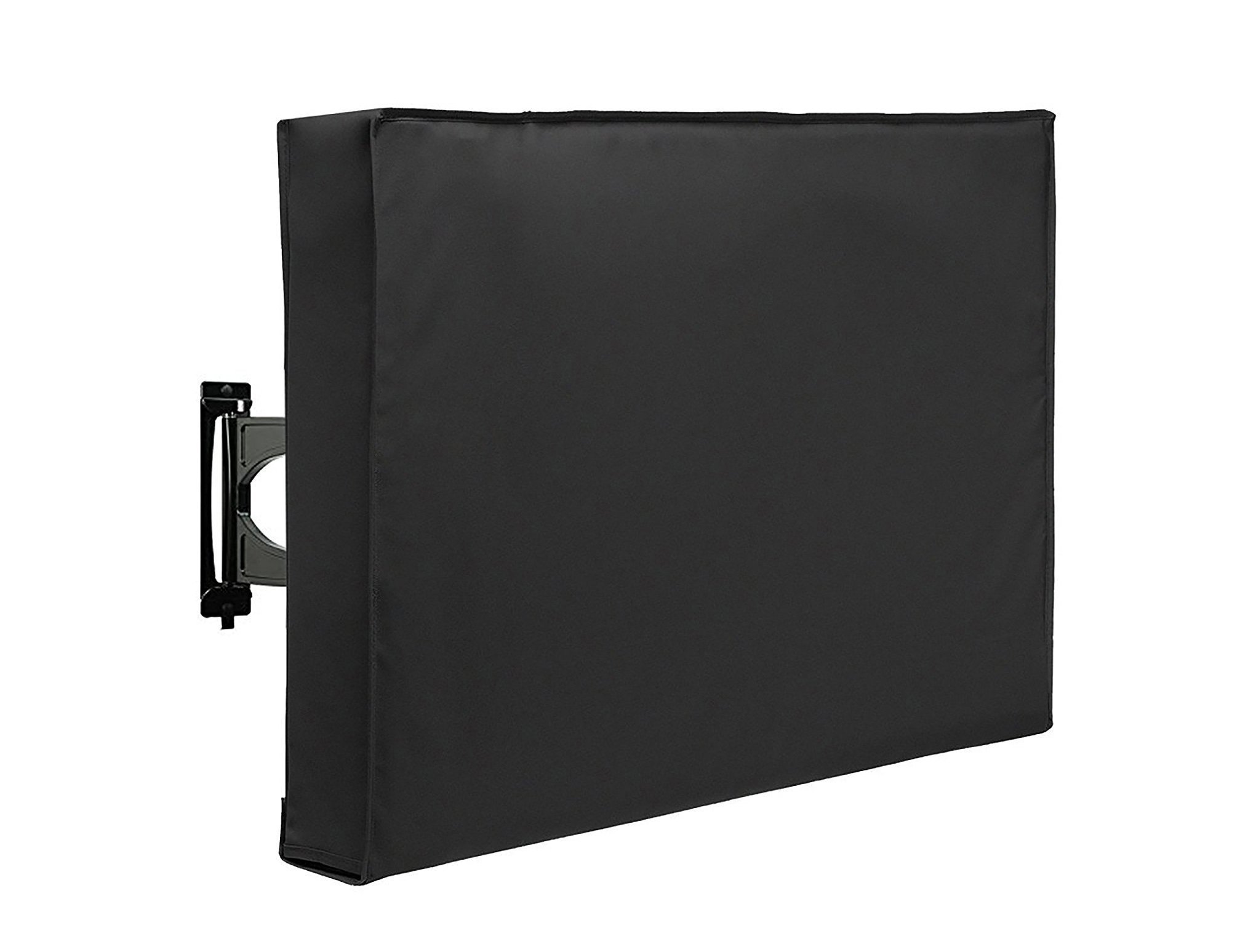 Cookingstar Outdoor TV Cover With Bottom Covered 600D Heavy Duty Weatherproof and Dust Oxford Fabric (30-32inches)