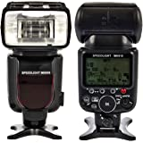 Mcoplus - MK910 High Speed Sync 1/8000s i-TTL Flash Speedlite replacement for Nikon SB910 and Nikon cameras D800 D800E D600 D7100 D7000 D5200 D5100 D5000 D3200 D3000 D300 D200 D90