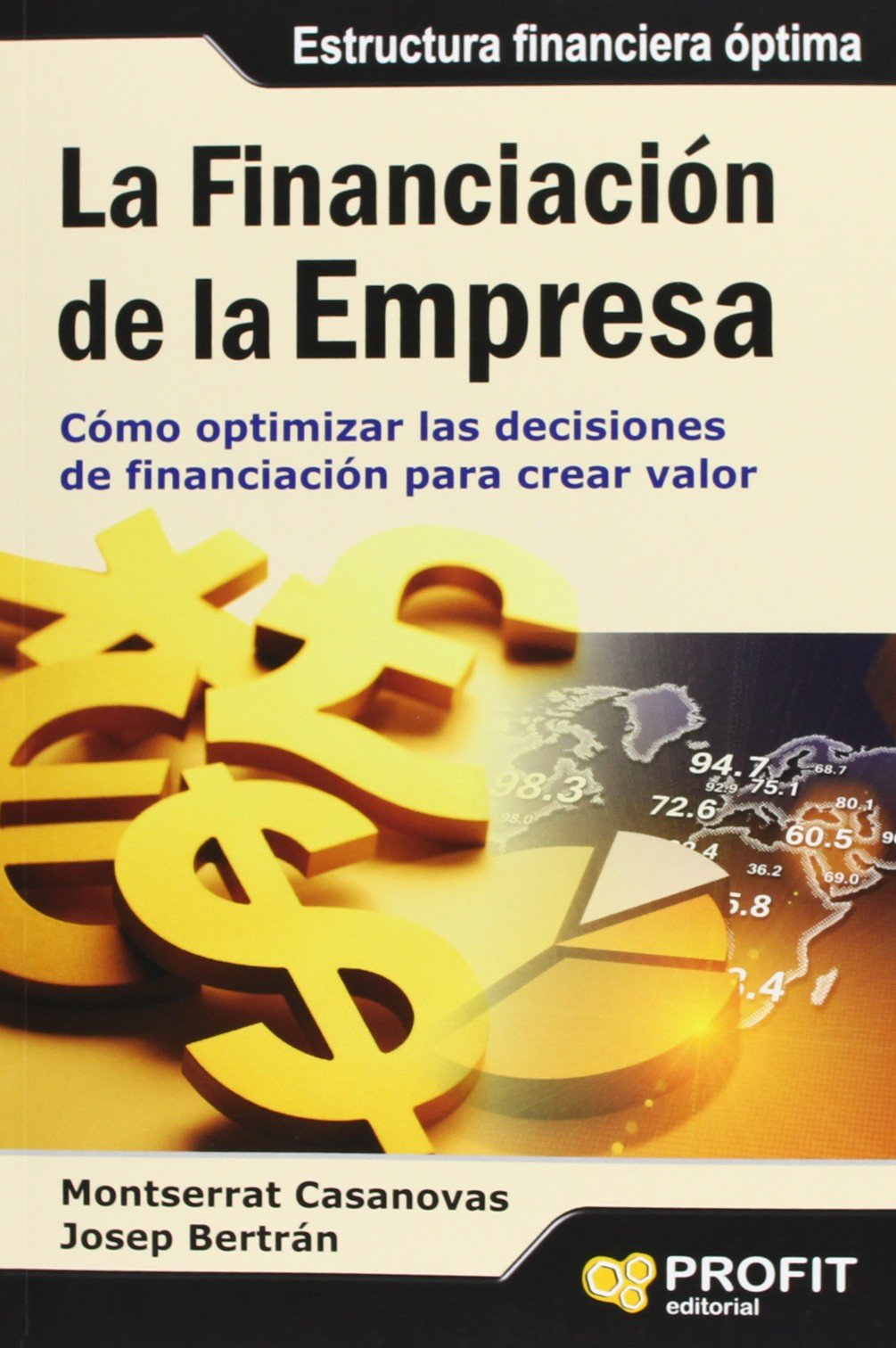 La Financiación De La Empresa Spanish Edition Montserrat