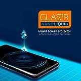 Spigen シュピゲン 全端末対応 液体保護フィルム / 液体保護ガラス 塗るだけ 傷を防止 ガラス強化剤 液晶画面 コーティング剤 スマホ・タブレットPC・ゲーム機 対応 ナノリキッド 000GL21813
