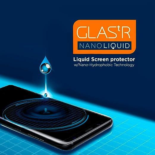 11 opinioni per Spigen GLAS. TR Nano liquido universale pellicola protettiva–trasparente
