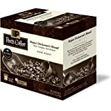 Peet's Coffee Major Dickason's Blend Dark Roast 32ct K-Cup Packs