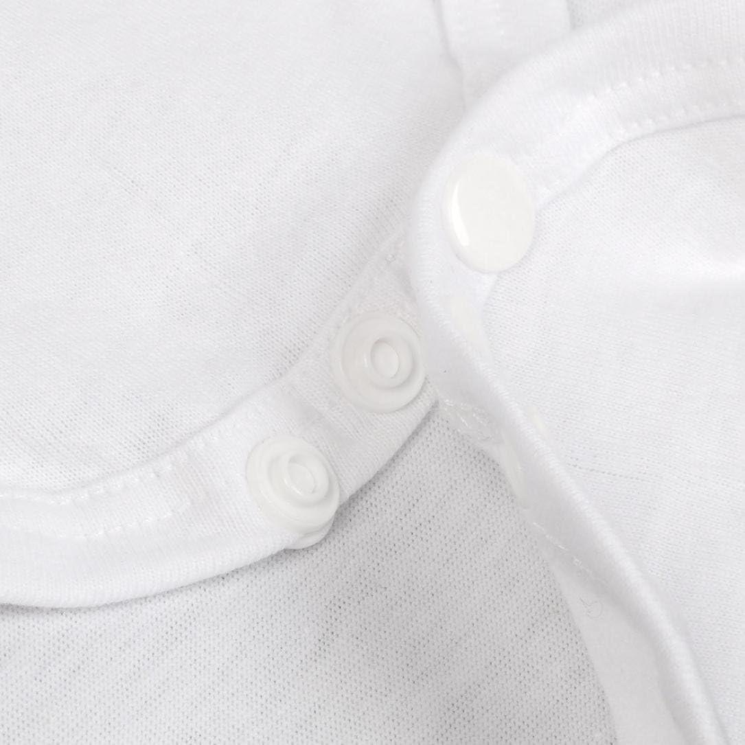 Streifen Hut Hosen Outfit 3 st/ücke LuckyGirls Baby Kleidung Set Jungen M/ädchen Neugeborenen Zebra Strampler