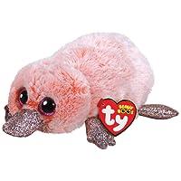 Ty – Small – Wilma El Ornitorrinco Beanie Boo S Peluche, ty36217, Multicolor
