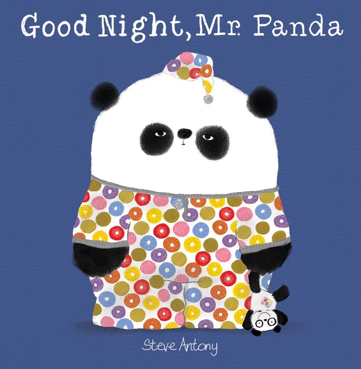 Read Online Good Night, Mr. Panda ebook