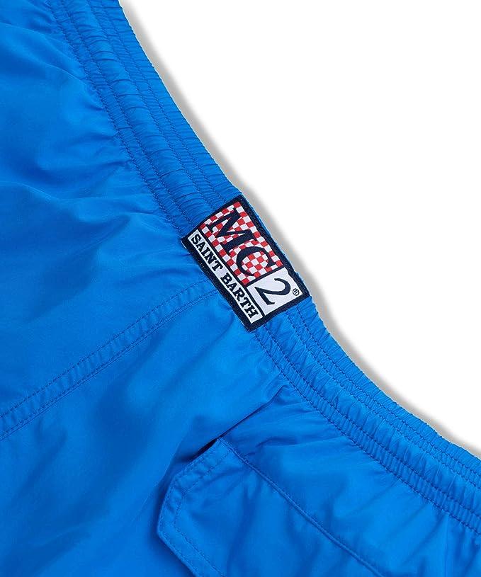 Lighting Pantone Bluette Saint Barth MC2 Costume Boxer Uomo MOD