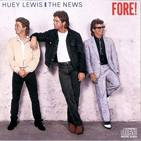 Doing It All For My Baby By Huey Lewis And The News On Amazon Music Amazon Com