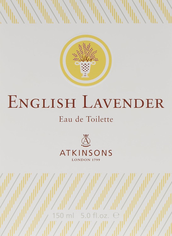Atkinsons – ENGLISH LAVANDER 150 ml eau de toilette